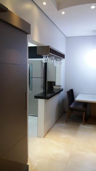 Apartamento Para Venda No Palmares, Excelente Acabamento, 2 Dormitorios Sendo 1 Suite, Varanda Gourmet Em 70 M2 Privativos - Ap01638 - 34484761