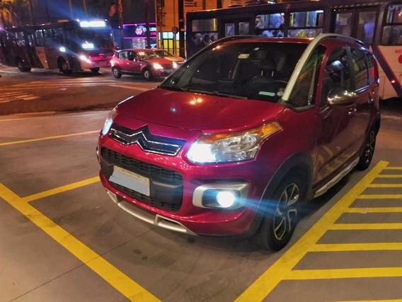 Citroën Aircross 1.6 16v Exclusive Flex Aut. 5p