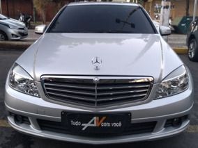 Mercedes-benz C 180 K 1.6 Classic Kompressor Gasolina 4p