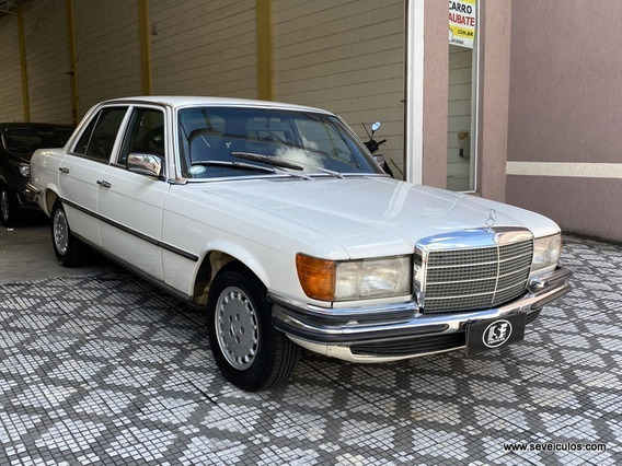 Mercedes Benz 280s - 1977 ( Placas Pretas)