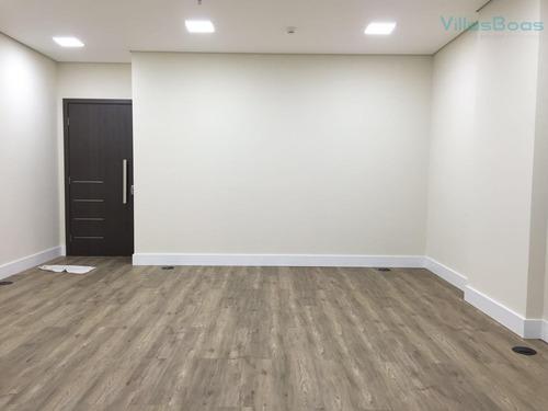 Sala Para Alugar, 32 M² Por R$ 1.300,00/mês - Royal Park - São José Dos Campos/sp - Sa0340