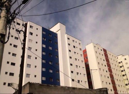 Imagem 1 de 21 de Apartamento Residencial À Venda, Vila Galvão, Guarulhos. - Ap0002