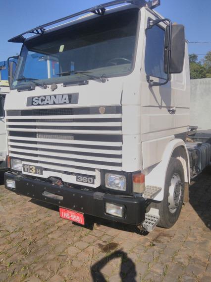 Scania 113 H 360 6x2 93/94 -mondial Veiculos