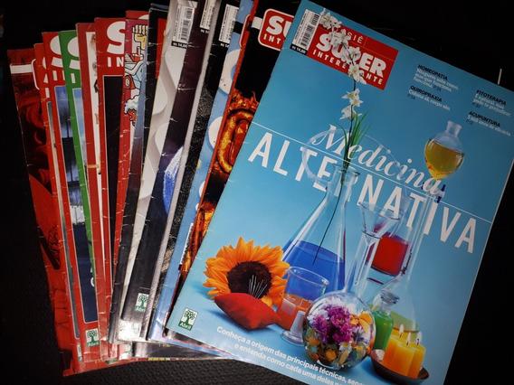 19 Revistas Super Interessante + Brindes