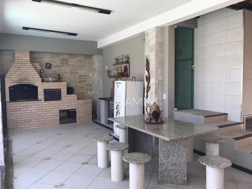 Imagem 1 de 21 de Casa Com 3 Dormitórios À Venda, 142 M² Por R$ 695.000,00 - Itaipu - Niterói/rj - Ca0483