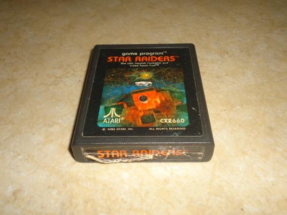 Star Raiders Juego Atari 2600 +++