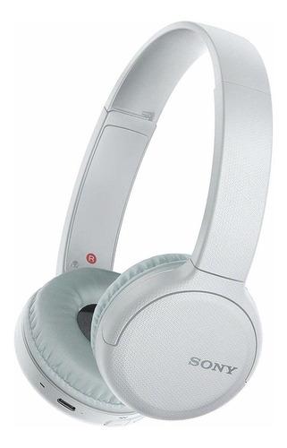 Imagen 1 de 4 de Auriculares inalámbricos Sony WH-CH510 blanco