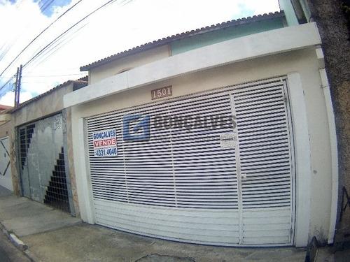 Venda Sobrado Sao Bernardo Do Campo Nova Petropolis Ref: 138 - 1033-1-138621