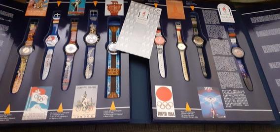 Coleção Swatch Olympic Games