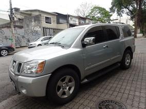 Nissan Armada Se 4x4 5.6 V8 32v