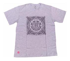 Camiseta Elemente Indian Style- Skate Masculina