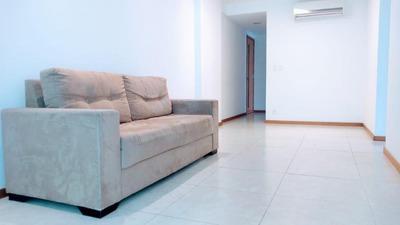 Apartamento Em Santa Rosa, Niterói/rj De 90m² 3 Quartos Para Locação R$ 2.300,00/mes - Ap256388