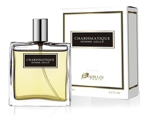 Adlux Paris Parfum - Charismatique