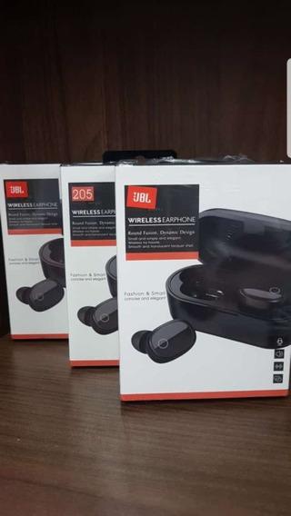 Fone Jbl Wireless Modelo : 205