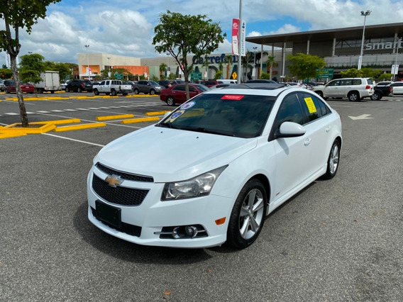 2014 Chevrolet Cruze 2lt Sunroof