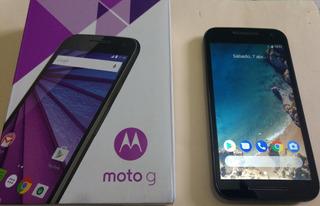 Motorola Moto G3 Liberado 4g Lte (70$)