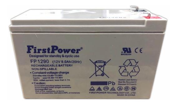 Bateria Selada Acida 12v 9ah Firstpower
