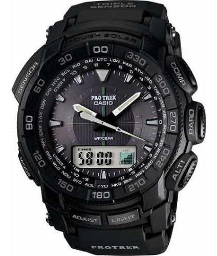 Reloj Protrek Hombre Negro Prg-550-1a1ndr