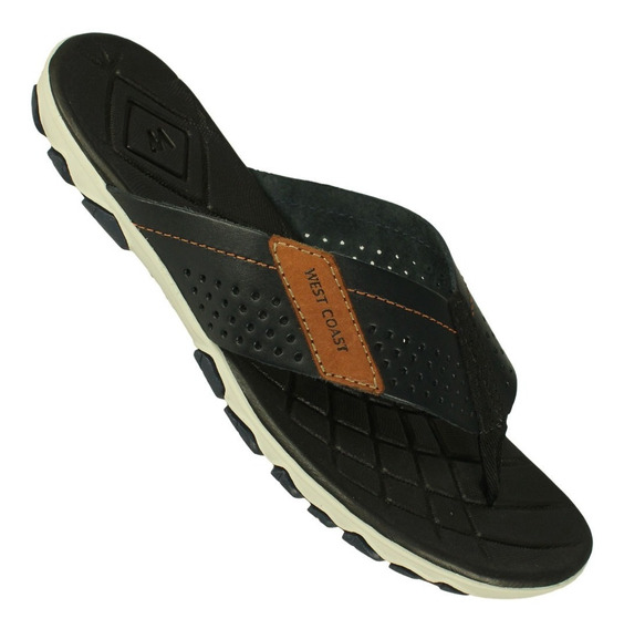 Chinelo West Coast Anilina Buffalo 18/20 Garantia Nfe Freecs