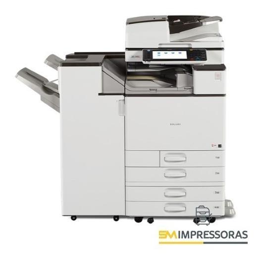 Multifuncional Ricoh Aficio Mp 6002 C/finalizador - Revisada