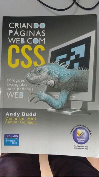 Livro Criando Paginas Web Com Css