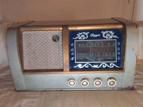 Radio Valvulado Clipper