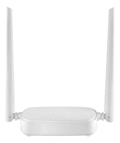 Imagen 1 de 3 de Router, Access point, Repetidor, WDS Bridge, WISP Tenda N301 blanco