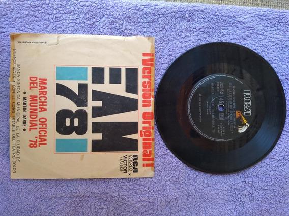 Disco Oficial Mundial 1978