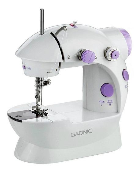 Máquina de coser Gadnic MAQCOS01 Blanco 220V