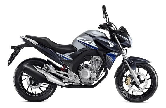 Honda Cb 250 Twister 0km 2020 Moto Delta Tigre