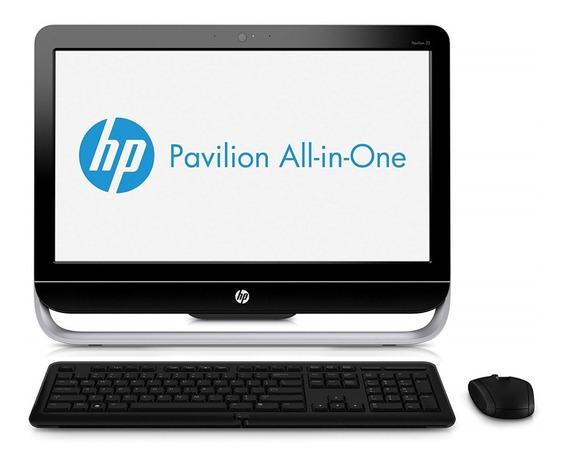 Hp All In One Pavillion 23 Intel I5 16gb Ram 1tb Hd + Teclado E Mouse Na Caixa!