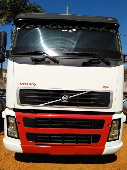 Caminhão Volvo Fh12 440 6x2 Ano 2007