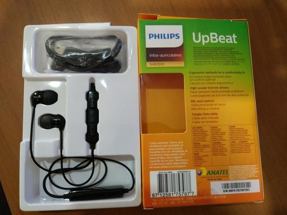 Fone De Ouvido Bluetooth Philips Shb3595