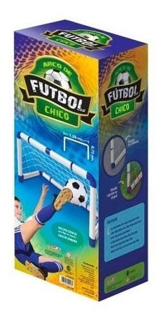 Arco De Fútbol 120 X 080 X 65 Mts.