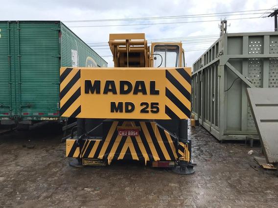 Guindaste Madal Md 25 Tadano Grove Xcmg Liebherr