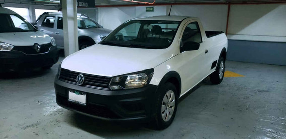 Volkswagen Saveiro 2017 2p Starline L4/1.6 Man