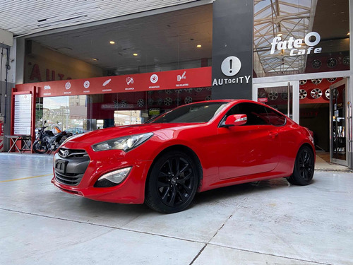 Hyundai Genesis 2015 3.8 Coupe 300cv 8at