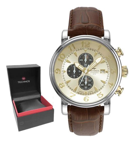 Relógio Technos Grandthech Masculino Original Nf Os10fi/0d