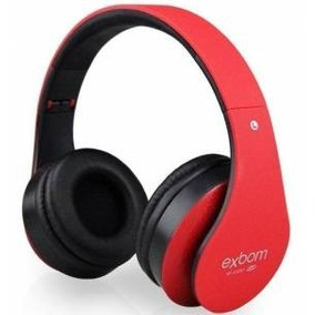 Fone De Ouvido Headphone Bluetooth Fm Sd Bateria Gamer