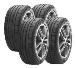 Jogo 4 Pneus Pirelli 225/35r20 90w Xl Cinturato P1 Plus