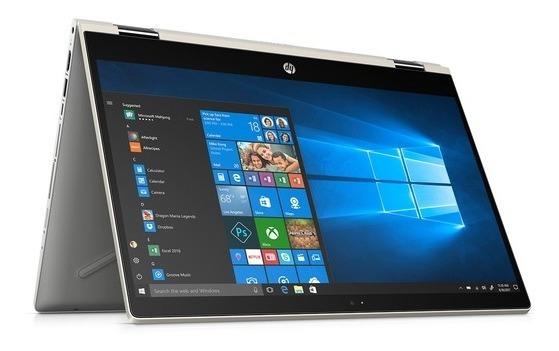 Laptop Hp X360 14-cd0008la I5 8va