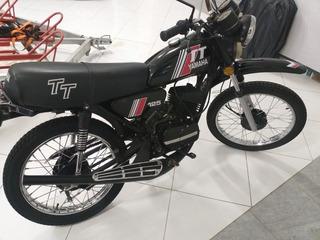 Tt 125 Yamaha