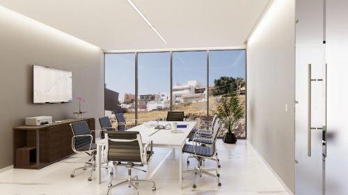 Oficina En Preventa En Penthouse Vista Dorada Queretaro