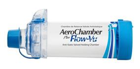Aerochamber Boquilla Adulto Con Flow Vu