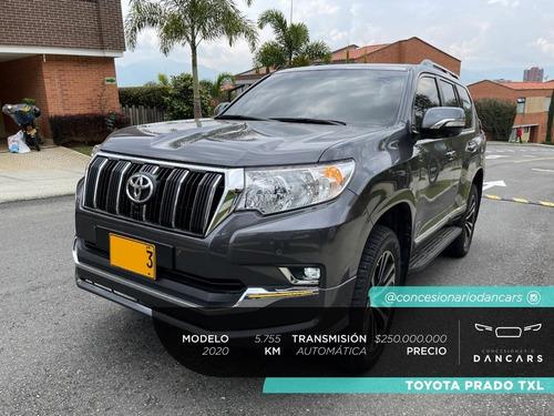 Toyota Prado Tlx