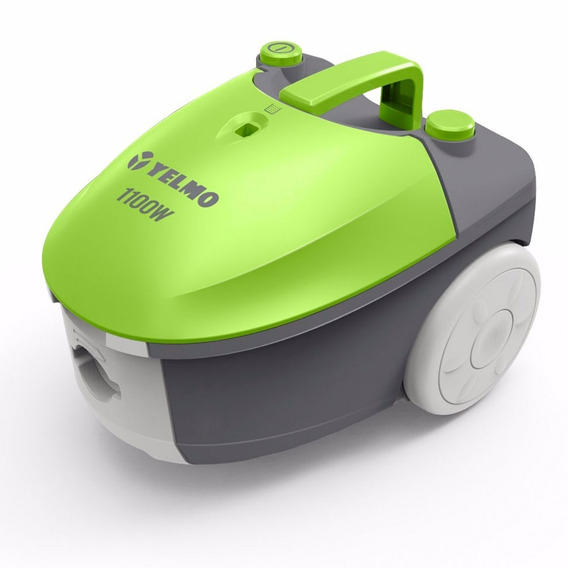 Aspiradora Yelmo As-3210 Verde/gris