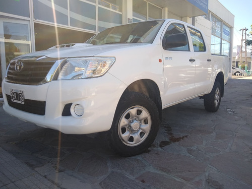 Toyota Hilux 4x4 C/d Dx Pack Electrico 2.5 Tdi