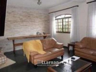 Sobrado 4 Dormitórios Parque Assunção Taboão - 0485-1