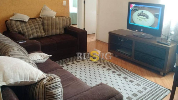 Apartamento 3 Dorms   1 Vaga, Vila Carmosina, São Paulo. - Ap0732