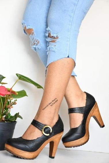 Zapatos Muñeca Mujer